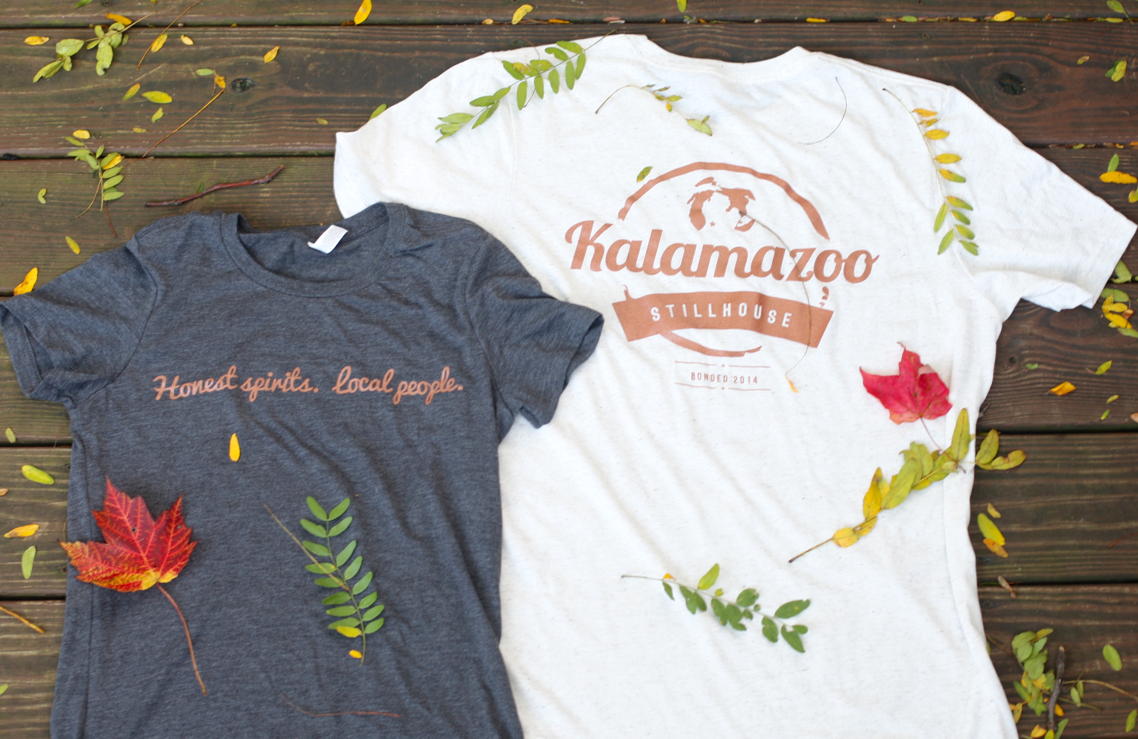 The Kalamazoo Stillhouse Fine Handcrafted Spirits Honest Spirits